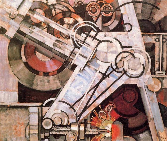 Drill, 1926 - Франтишек Купка