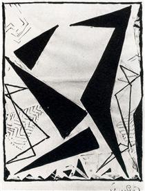 Study in black and white - Франтишек Купка