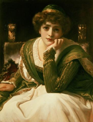 Desdemona - Frederic Leighton