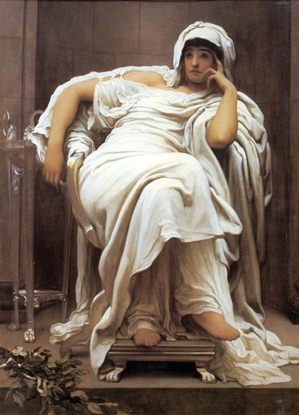 Faticida, 1864 - Frederic Leighton