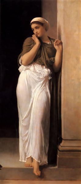 Nausicaa, c.1879 - Frederic Leighton