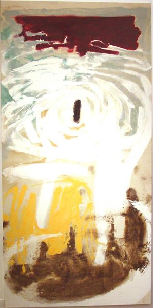 Cyclop, 1959 - Friedel Dzubas