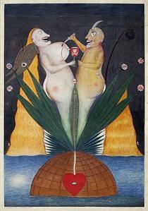 The Moralistic Moon Dualism - Friedrich Schroder-Sonnenstern