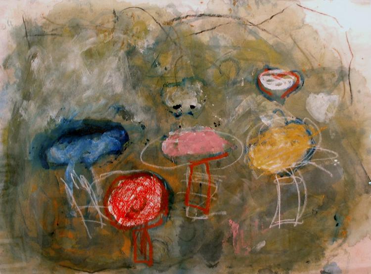 Mushrooms, 1975