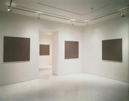 Installation view, 1989 - Gaylen Gerber
