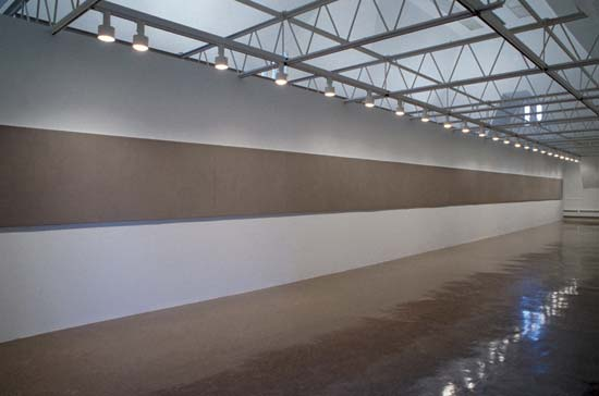 Installation view, 1992 - Gaylen Gerber
