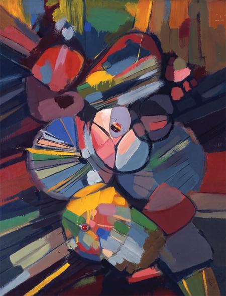 Crystalline, 1975 - Gebre Kristos Desta