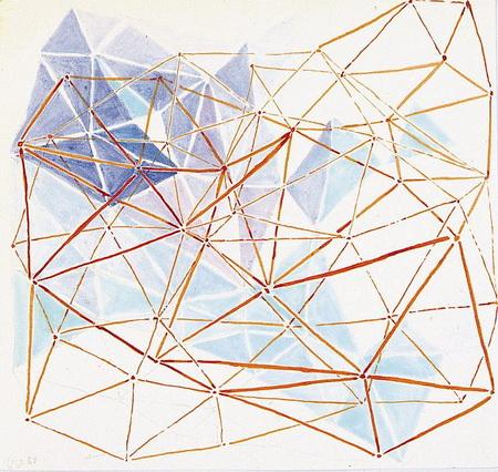 Untitled, 1980 - Gego