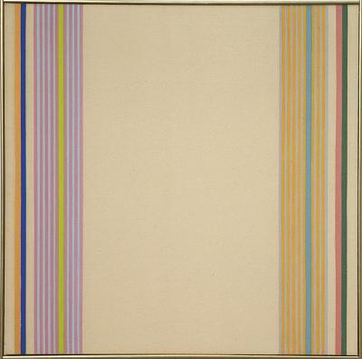 End Stripes, 1960 - Gene Davis