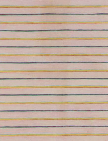 Pin Stripes, 1960 - Gene Davis