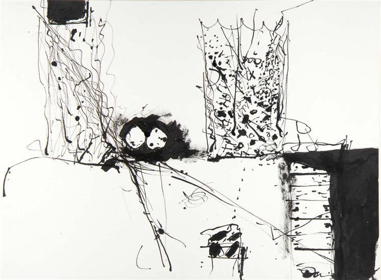 Tree House, 1981 - Gene Davis