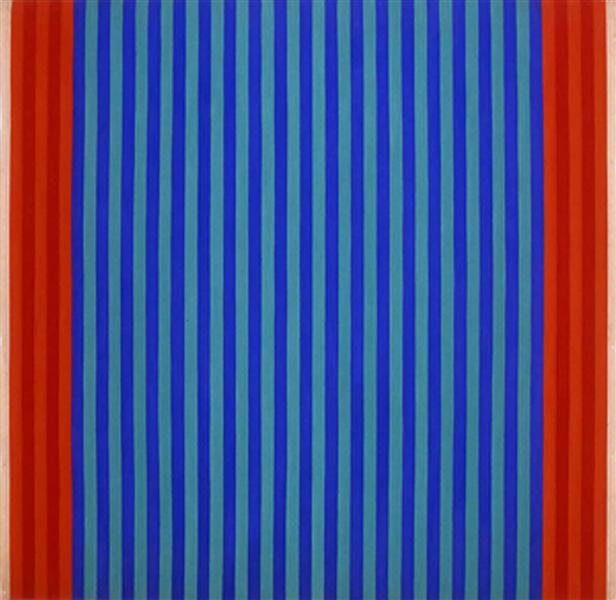 Untitled, 1962 - Gene Davis