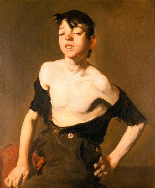 Paddy Flannigan, 1908 - George Bellows