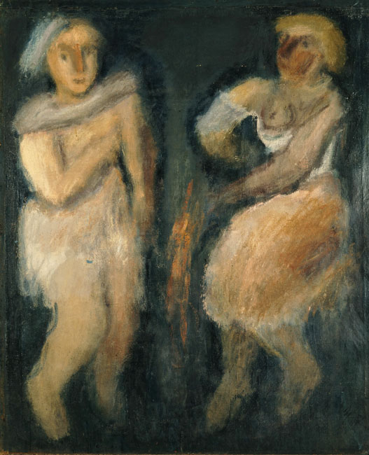 Female Dancers, 1936