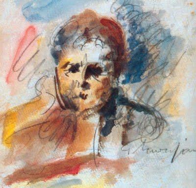 Portrait - George Bouzianis