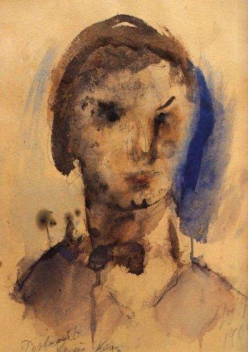 Portrait of Mrs Kountse, 1909