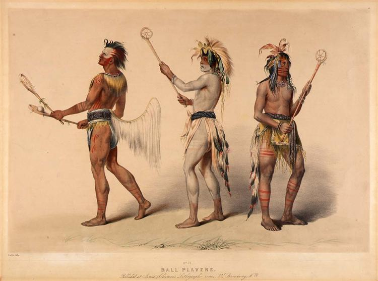 an analysis of hunting methods and tools in the iroquois tribe