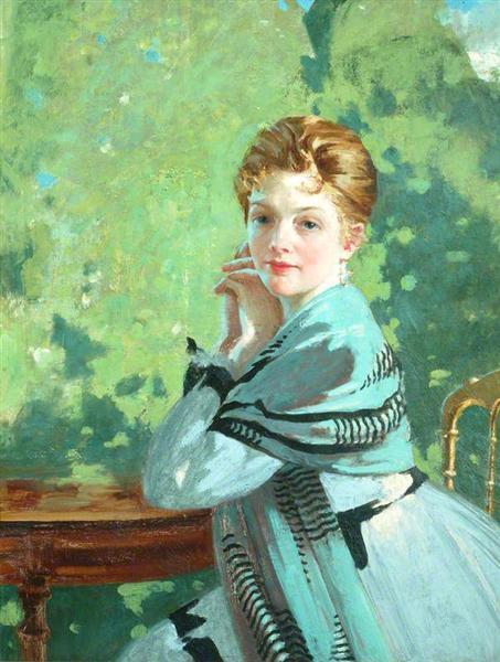 Felicity, 1916 - George Henry
