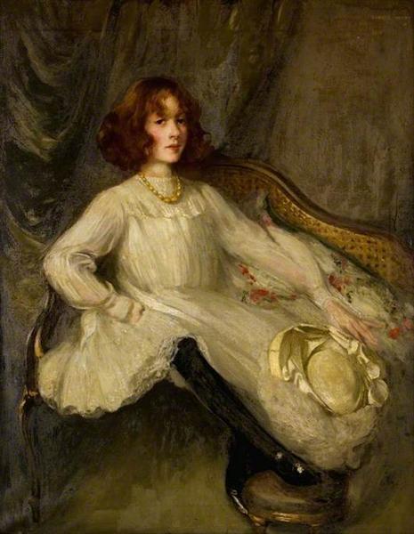 Helen Stirling Stuart of Castlemilk, 1906 - George Henry