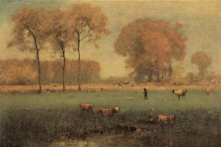 Summer Landscape, 1894 - George Inness