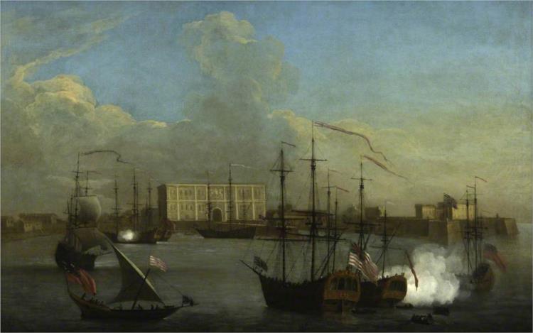 Bombay, 1731 - George Lambert