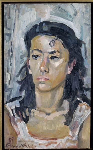 Mary, 1981 - George Mavroides