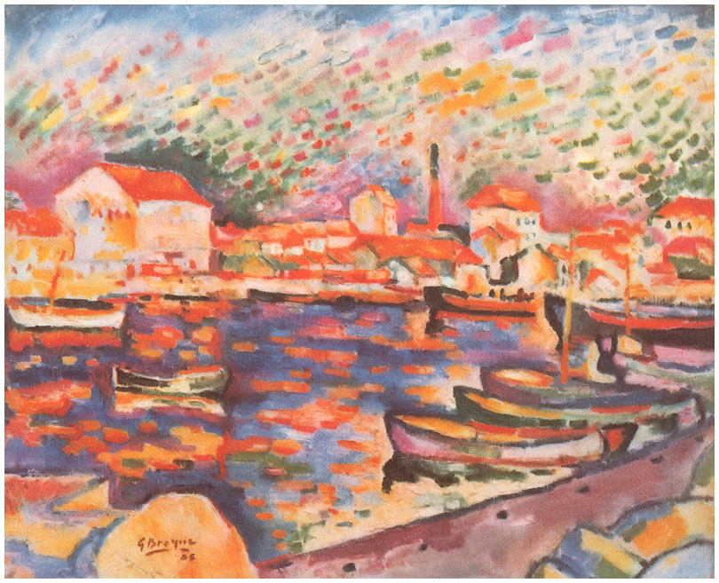La Ciotat Harbor, 1906