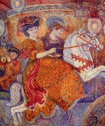 Carnival the Carousel - Жорж Леммен