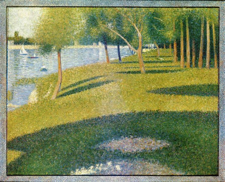 La Grande Jatte, 1884 - Georges Seurat
