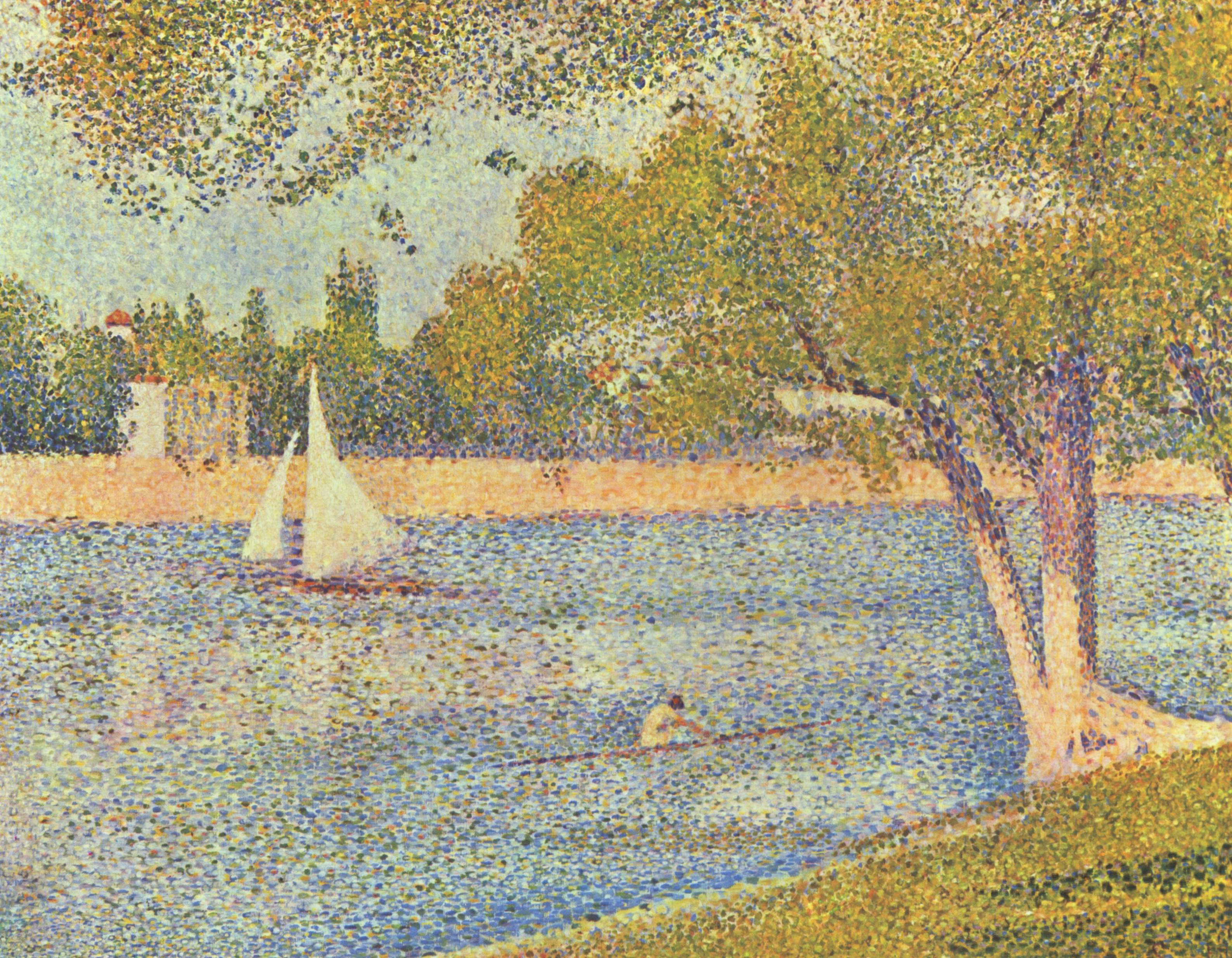Seurat's Circus Sideshow:  One Painting With A Sideshow Of Its Own At The MET