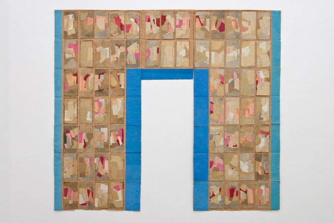 The Gate, 1992 - Geta Bratescu