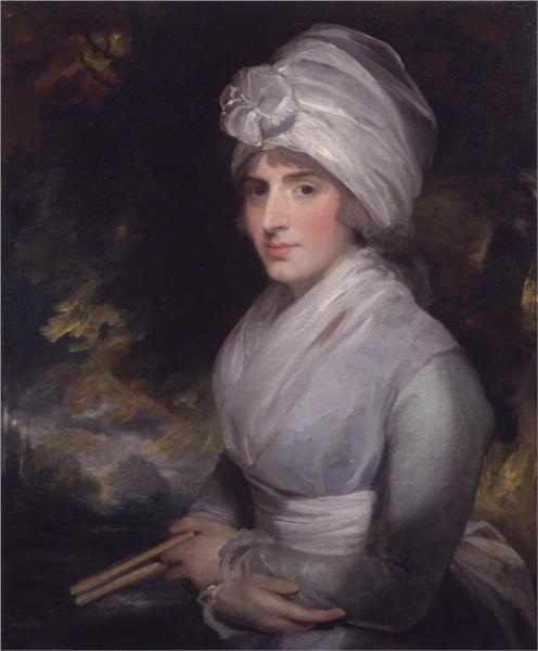 Sarah Siddons (née Kemble), 1787 - Gilbert Stuart