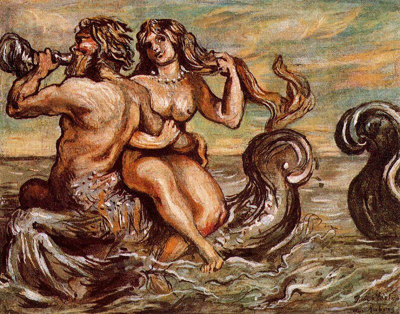 Triton Mythology