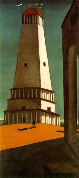 The Nostalgia of the Infinite - Giorgio de Chirico