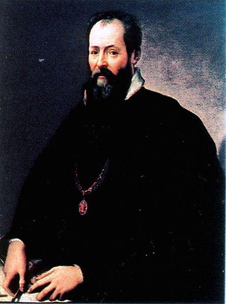 Self Portrait, 1566 - 1568 - Giorgio Vasari