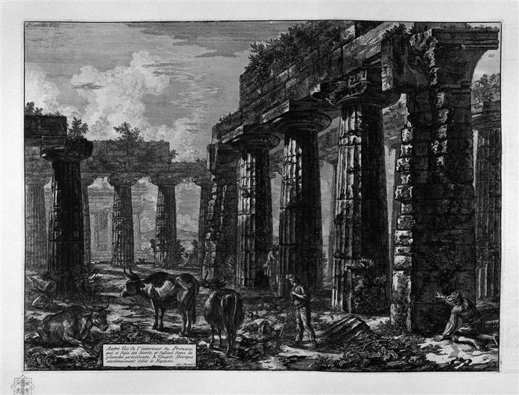 Another extension as above, 1778 - Giovanni Battista Piranesi