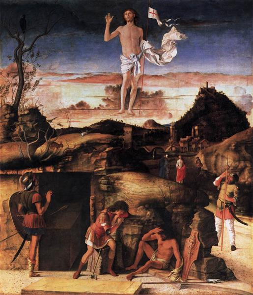Resurrection of Christ, 1475 - 1479 - Giovanni Bellini