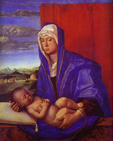Virgin and Child - Giovanni Bellini