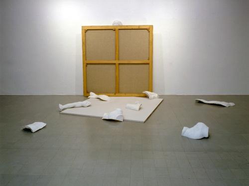 Ritratto dell'artista come modello - Giulio Paolini
