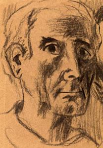Self-Portrait, 1971 - Grégoire Michonze