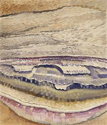 Sea wave - Grace Cossington Smith