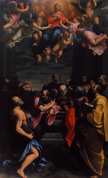 Assumption, 1600 - Guido Reni