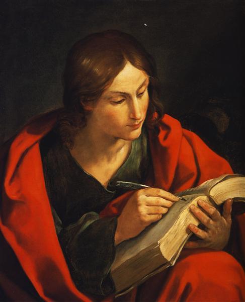 Saint John, 1621 - Guido Reni