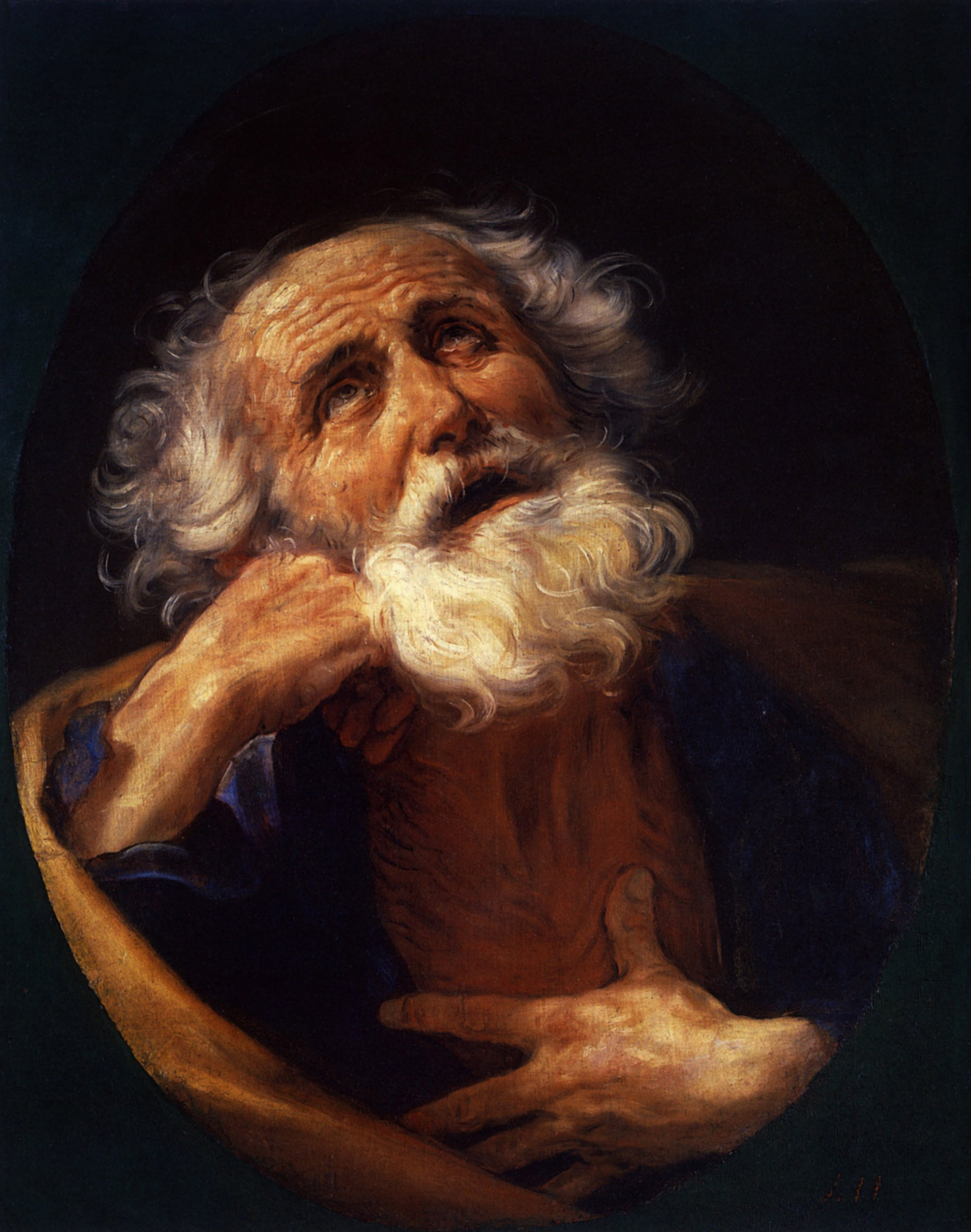 Saint Peter Saint Peter Guido Reni WikiArtorg