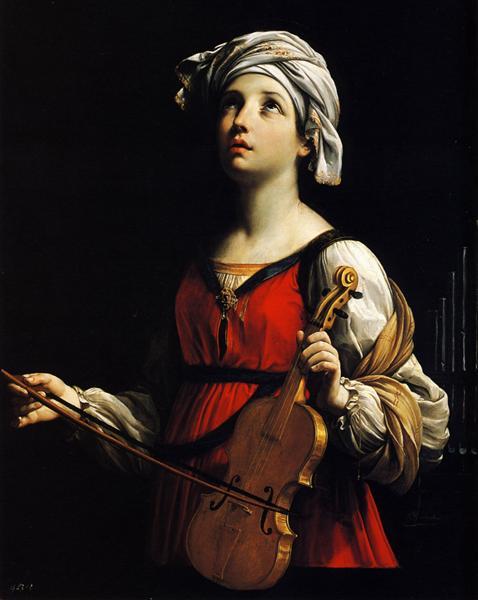 La Sainte Vierge Marie - La Foi et les Œuvres volume 3 – Vicomte Walsh 19 eme siècle  St-cecilia-1606.jpg!Large