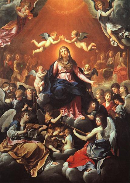 The Coronation of the Virgin, 1626 - Guido Reni