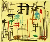 Untitled (05.B.0098) - Гюнтер Форг