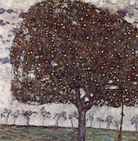 Apple Tree II, 1916 - Gustav Klimt