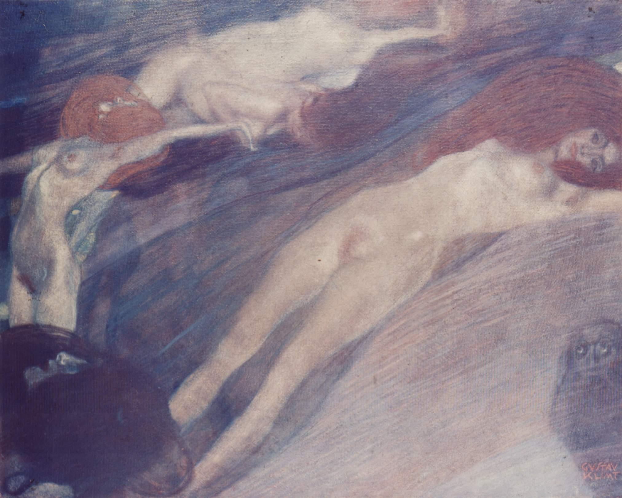 Bewegte Wasser, 1898