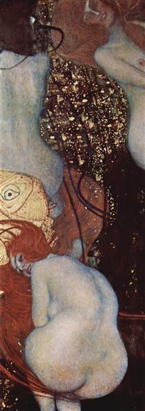 Goldfish, 1901 - 1902 - Густав Климт